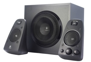 LOGITECH THX-2.1 Speaker System Z-623