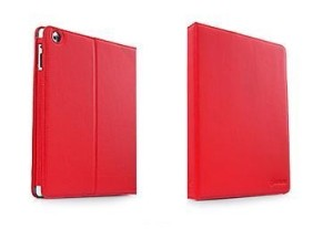 Capdase Protective Case iPad2 Red