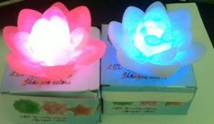Lampu Hias LED aneka warna
