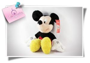 Boneka - Mickey Mouse Bulu Keriting - Medium