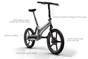 Gocycle G2, Sepeda Listrik Terbaru yang Trendi harga Rp.2.500.000