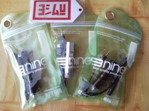 9nine Emergency Charger Kit