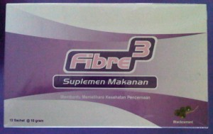 Fibre3 Blackcurrent