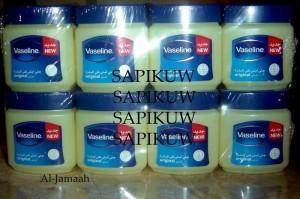 Vaseline 100% Pure Petroleum Jelly (120ml)