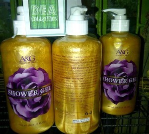 Shower Gel Gold A&G