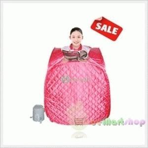 Portable Steam Sauna - Sauna Portable untuk di Rumah Harga Murah & Hemat