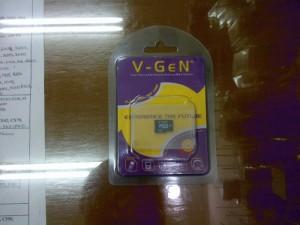 Micro SD V-Gen Memory 2GB