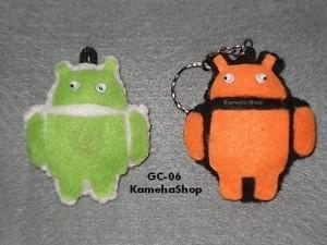 Gantungan Kunci Android