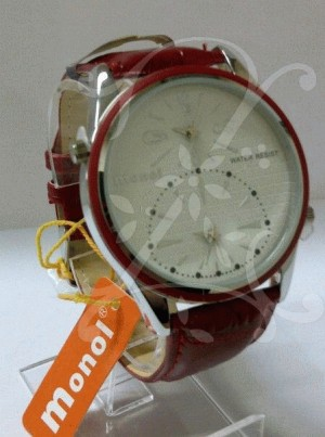 MONOL DUALTIME LEATHER RED