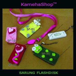 Sarung Flashdisk + Lanyard
