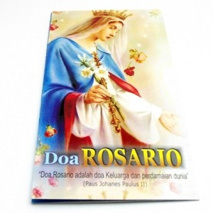 Lembar Doa Rosario