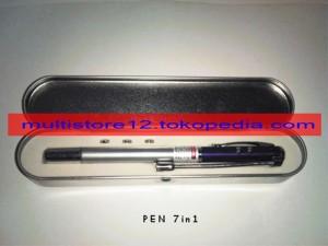 Bolpoin ( Pen ) Laser 7in1