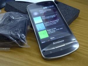 Handphone LENOVO A60 Android  DUAL GSM-GSM (BNIB) Grs 1Thn