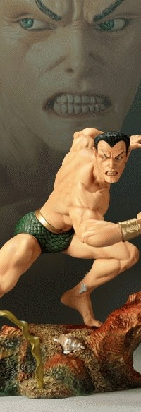 Prince Namor The Sub-Mariner Comiquette