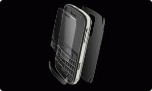 InvisibleSHIELD For BlackBerry Bold 9000 Full Body