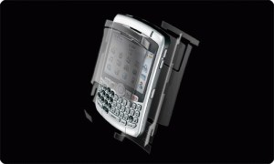 InvisibleSHIELD For The BlackBerry Curve 8300,8310,8320 Full Body
