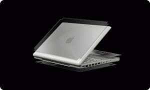 Zagg InvisibleSHIELD For The Apple MacBook 13 Inch Full Body