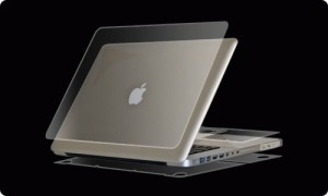 InvisibleSHIELD™ For The Apple MacBook Pro 15 Inch 2nd Gen Full Body