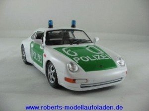 Porsche 911 Carera Polizei(police car)