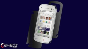 Zagg InvisibleSHIELD For Nokia N97 Full Body