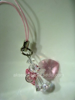 Gantungan Hape - Angel Pink