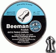 Pellets_Beeman Kodiak Extra Heavy 4.5mm