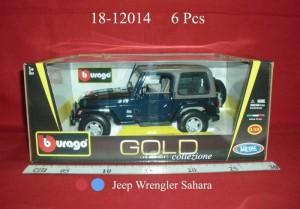 Jeep Wrangler Sahara(BBURAGO)