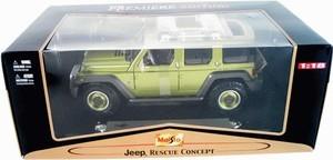 Jeep Rescue Concept(Maisto)