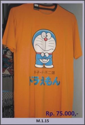 Doraemon Orange