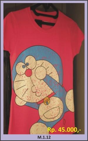 Doraemon Pink