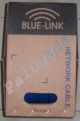 Bluelink BL-UTP338UTP Cable Cat 5E ( Warna: Merah, Kuning, Abu-Abu, Biru) ==> Cocok u/ Patch Cord