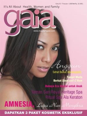 Majalah GAIA EDISI 8