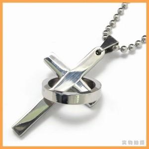Kalung Salib Ring