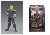 action figure Cloud Final Fantasy VII crisis core