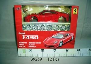 Ferari F430 KIT(Maisto) 1:24