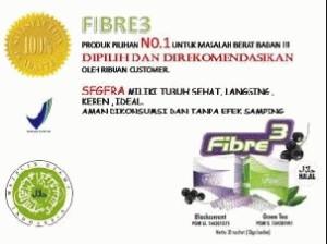 Fibre3 green tea
