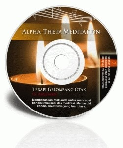 MEDITASI DIGITAL, AUDIO GELOMBANG OTAK ALPHA THETA