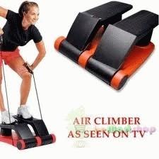 AIR CLIMBER SYSTEM step 0n air as SEEN ON TV