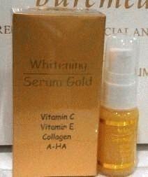 SERUM EMAS WHITENING / SERUM GOLD