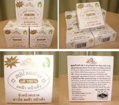 New Packaging Sabun Beras Susu Thailand K-brothers. Original. (Best price)