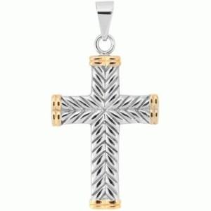 kalung salib Brastovia Cross