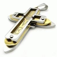 kalung salib Glacia Cross
