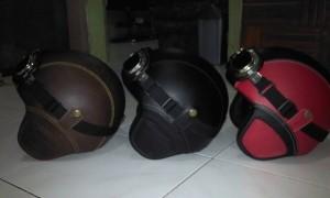Helm Retro Unik Vespa [29 Maret 2012 ready stock]