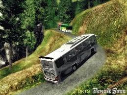 Indonesia Bus Game Simulator (UKTS)