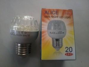 Lampu led 1 watt