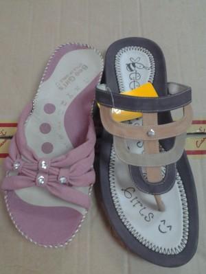 Bee Girls SB137, G299 Sepatu Sandal Ukuran Besar sampai No 42