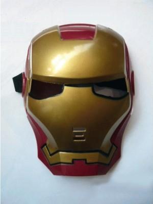 Topeng Ironman The Avengers keren