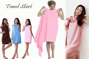 Wearable Towel - Handuk Multi Fungsi