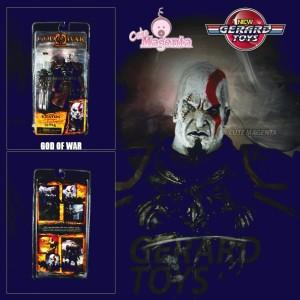 Kratos Ares Armor - God Of War - NECA - MOC