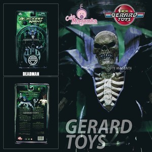 Black Lantern Deadman - Blackest Night - DC Direct - MIB
